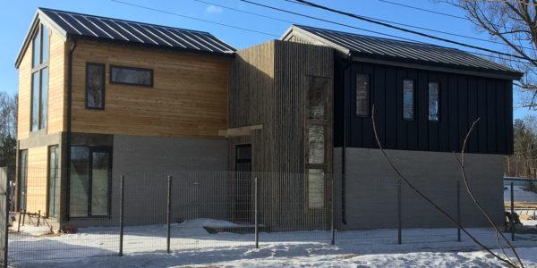 дом в стиле Барн - архитектурное бюро А.Никитина