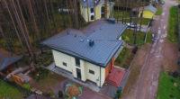 Райтовские мотивы в проектах домов