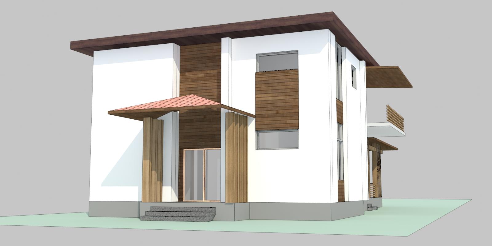 индивидуальный проект дома тамань-2