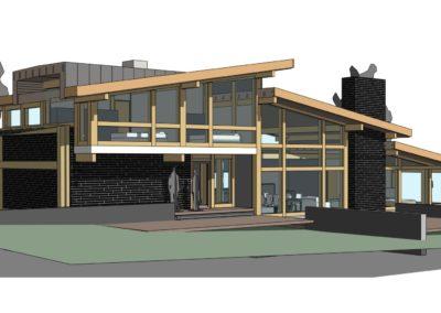 проект - фахверковый дом