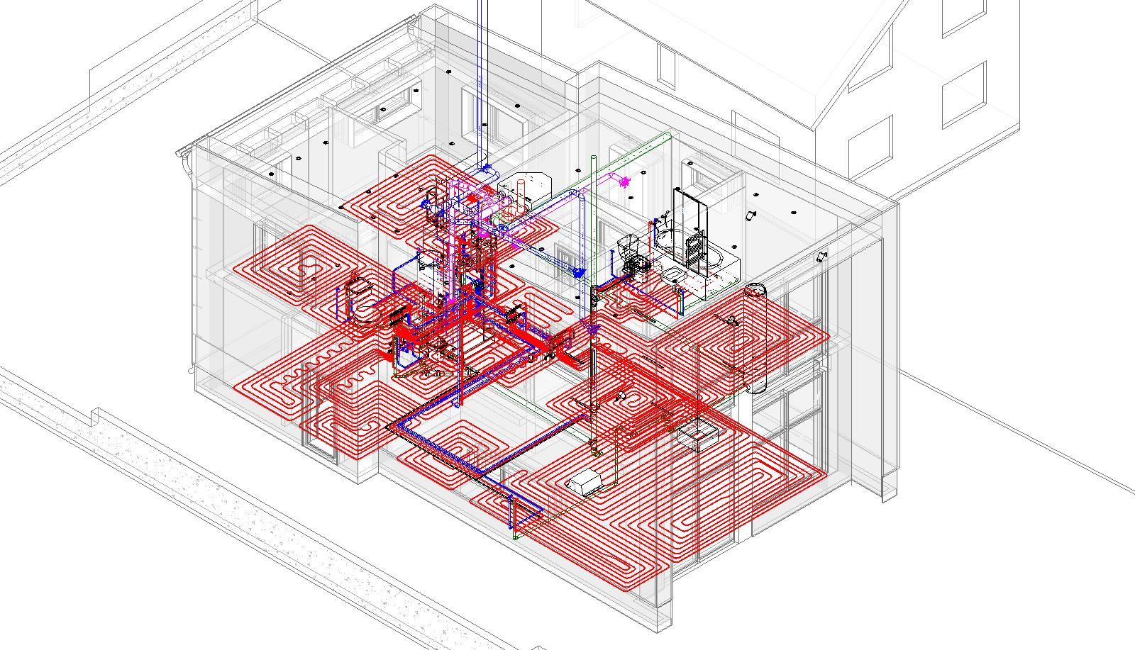 Инженерные сети дома