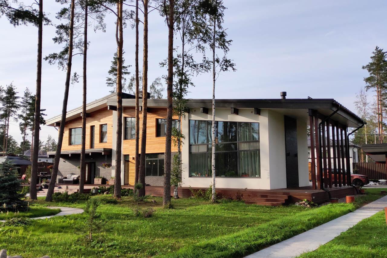 Сопровождение строительства загородного дома