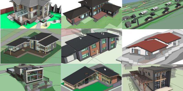 Лучшие проекты домов 2019