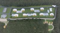 Проектирование коттеджного поселка