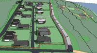 Разработка проекта поселка